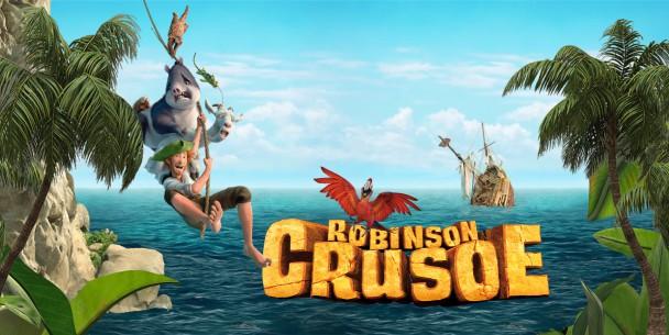 Robinson crusoe aa vv belgio opinione