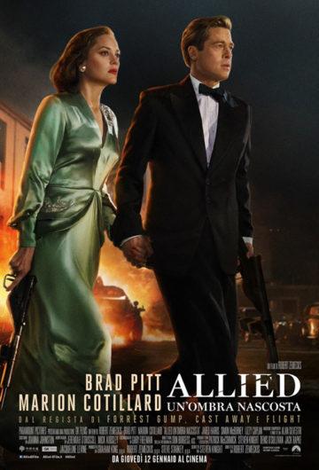Allied – Un'ombra nascosta