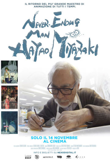 Never Ending Man Hayao Miyazaki