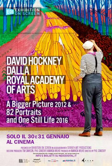 David Hockney Royal Academy Of Art