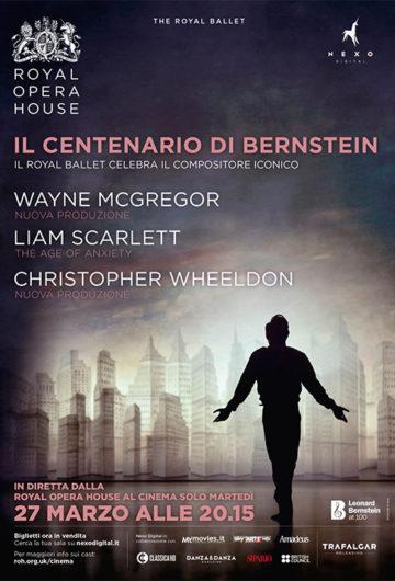 The Royal Ballet – Il centenario di Bernstein