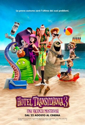 Hotel Transylvania 3 – Una vacanza mostruosa