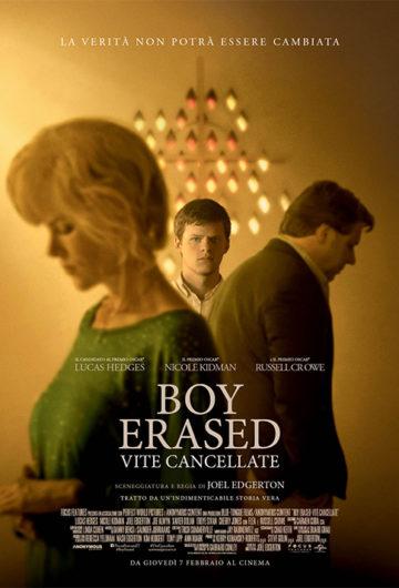 CinePride: Boy Erased – Vite cancellate