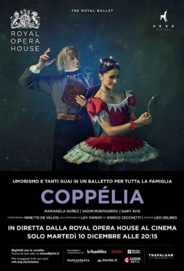 The Royal Ballet – Coppélia