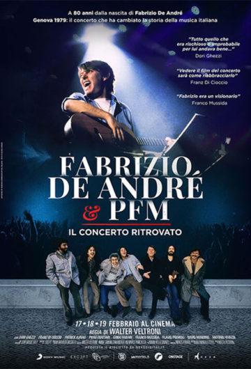 Privato: Fabrizio de Andrè e Pfm – Il Concerto Ritrovato