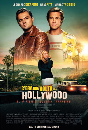 C'era una volta… a Hollywood