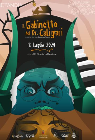 Nickelodeon: Il Gabinetto del Dr Caligari rimusicato
