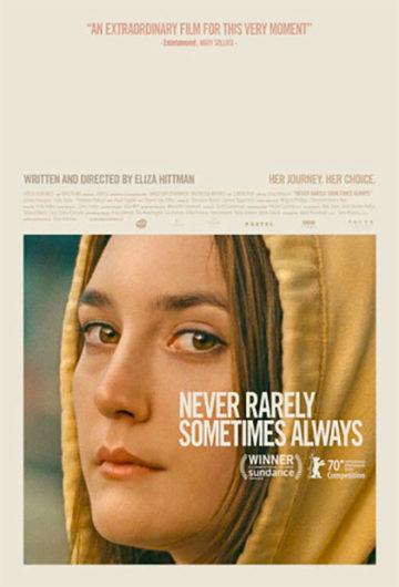 NEVER RARELY SOMETIMES ALWAYS –  Mai raramente a volte sempre