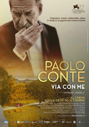 PAOLO CONTE VIA CON ME
