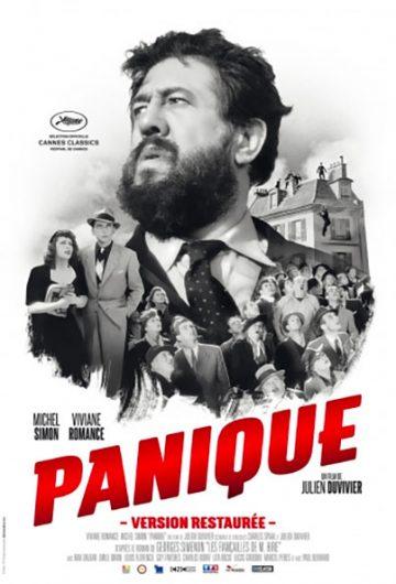 PANIQUE – Il Cinema Ritrovato con Giacomo Calzoni