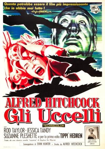 GLI UCCELLI – Cinema Ritrovato
